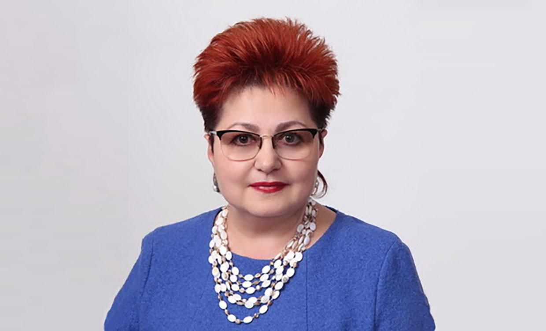 Председатель Белхимпрофсоюза Светлана Клочок