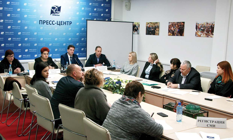 Светлана Клочок на своей первой пресс-конференции в Минске подвела итоги работы Белхимпрофсоюза в 2018 году