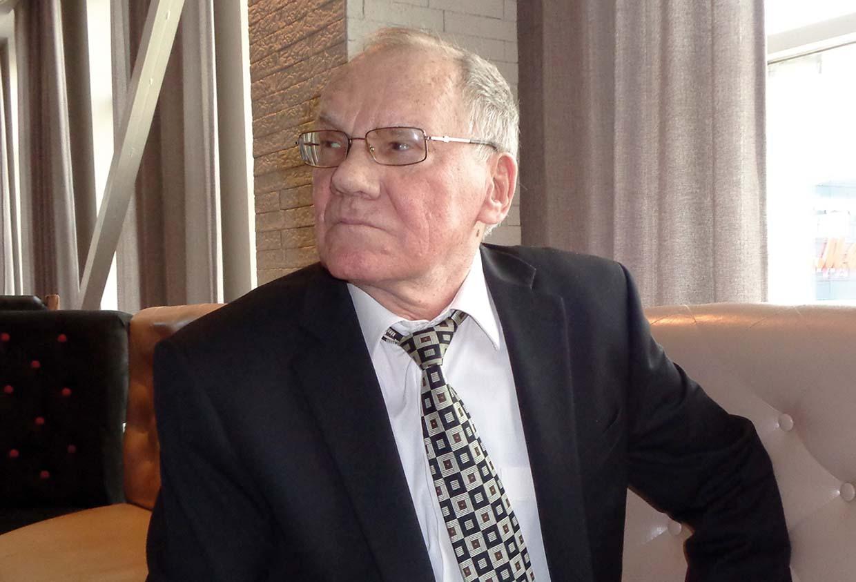 Валерий Карпов, кандидат геолого-минералогических наук, заслуженный геолог Российской Федерации, член редакционного совета журнала «Недропользование ХХI век»